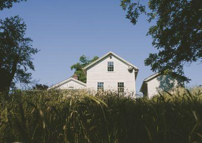 Farmhouse Side
