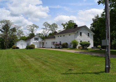 Farmhouse Rear