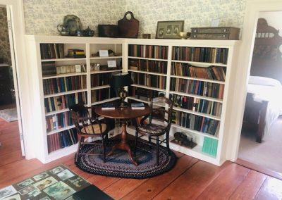 Farmhouse Study Library