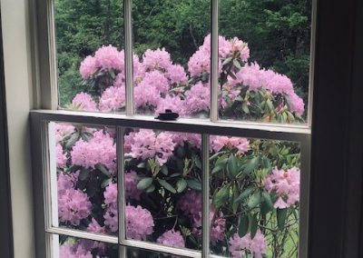Farmhouse Study Window