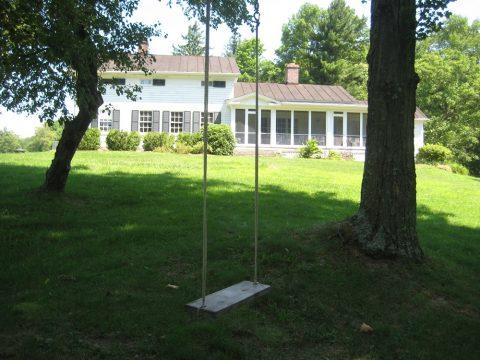 Farmhouse Yard