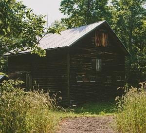 Old-Fashioned Barn