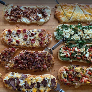 Pizza Spread